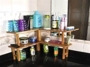 Bathroom Countertop Storage Ideas by Bathroom Countertop Organizer Bathroom Design Ideas And More