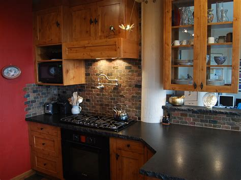 Slate Backsplashes For Kitchens by Kitchen Remodels Custom Cabinetry Much Ado About Kitchens