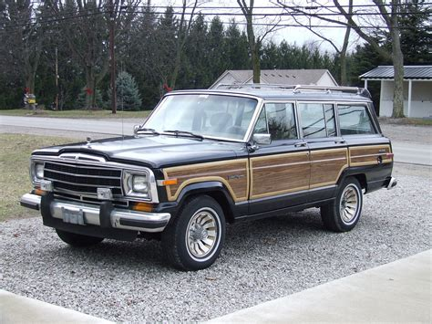 Jeep Wagonner 1987 Jeep Grand Wagoneer Overview Cargurus