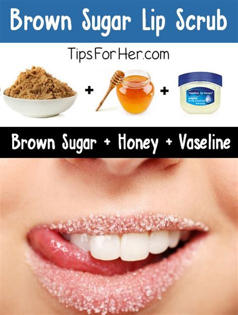 how to make a sugar lip exfoliating scrub everyday roots diy brown sugar lip scrub that is really easy to make and