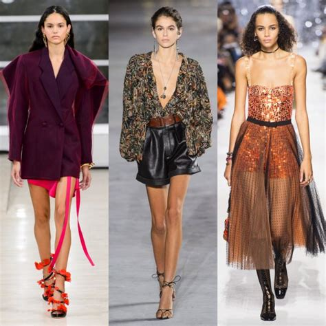 Which Is Your Favorite Fashion Week by Chanel Just Confirmed These 4 Trends Are About To Be