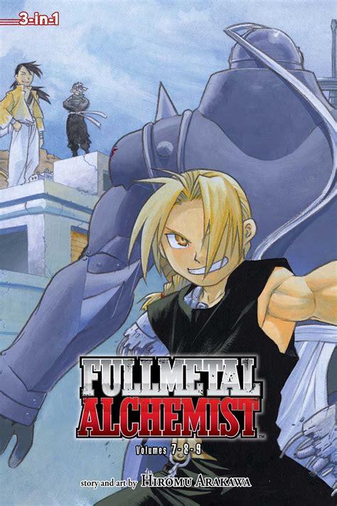 fullmetal alchemist vol 1 3 fullmetal alchemist 3 in 1 fullmetal alchemist 3 in 1 edition vol 3 book by