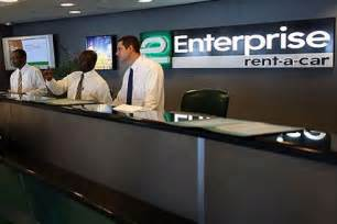 Enterprise Car Rental Straubel Airport Better Late Than Never Enterprise Rent A Car Launches A