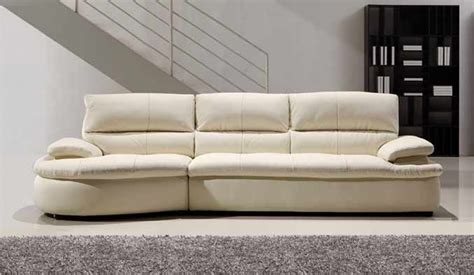 4 seater sofa leather ascoli white leather sofa 4 seater modern style delux