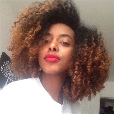 hajar // 3c/4a natural hair style icon bglh marketplace