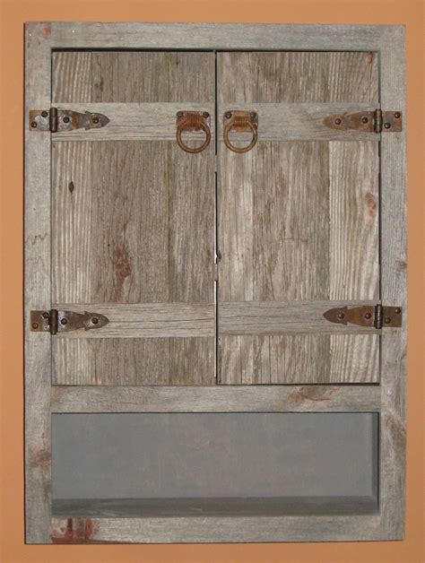 Weathered Wood Toilet Cabinet Rustic Toilet Cabinet Rustic Rustic Bathroom Storage