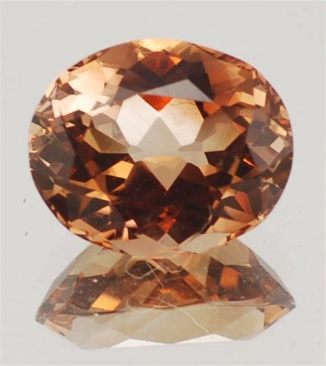Imperial Chagne Topaz 8 30ct precious and imperial topaz gemstones at