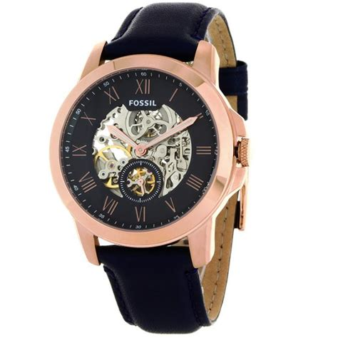 montre fossil automatic me3054 sur mode in motion