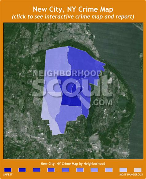 map of new york city crime rates new city crime rates and statistics neighborhoodscout