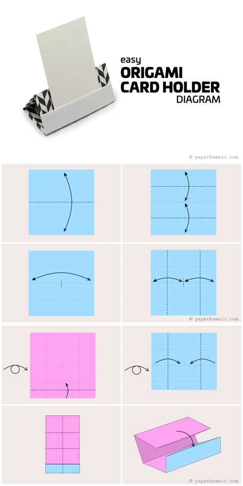 tutorial origami card 25 best ideas about origami cards on pinterest diy