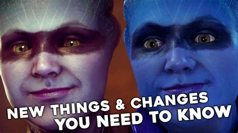 learning new things and you need to understand mass effect andromeda 10 new things you need to