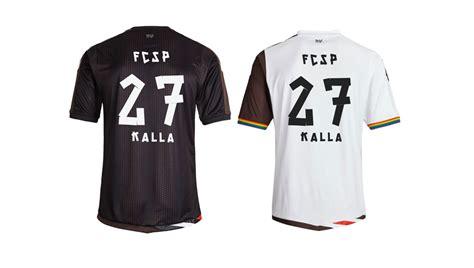 Custom Font Nameset St Pauli 2014 15 hummel kornfootballfonts