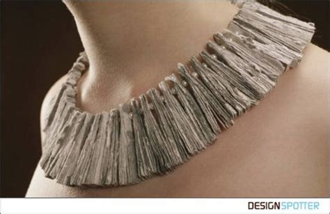 Of Paper Jewellery - diy recycled paper jewelry ideas recycled things
