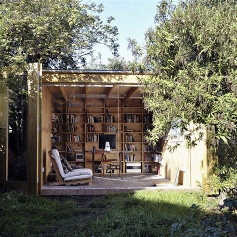 outdoor home library ideas garden ideas and projects for thinking spaces