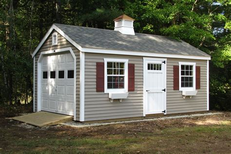 Garages Plans classic single bay garage photos the barn yard amp great