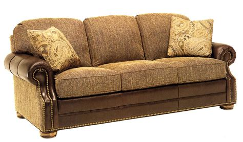 Leather Fabric Sofa by Leather And Fabric Sofa Modern Interiors Design Ideas