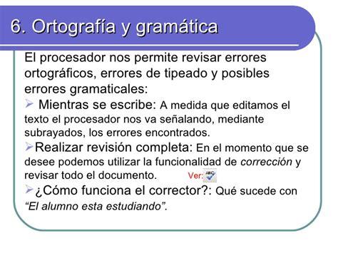 procesador de texto procesador de texto