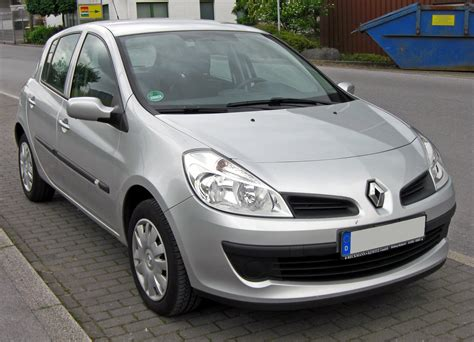 Renault Clio 3 by Cool Cars And Fast Cars Renault Clio 3