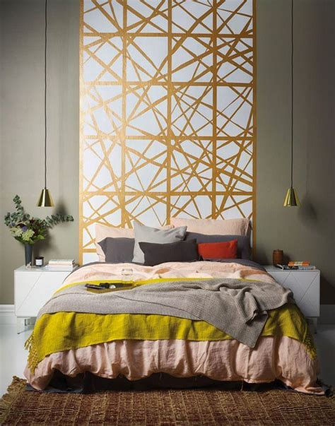 headboard painting ideas 17 best ideas about painted headboards on pinterest