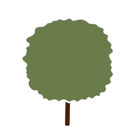 outdoor wall mural stencils small tree stencil for outdoor themed mural or