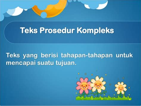 langkah langkah untuk membuat teks prosedur kompleks teks prosedur kompleks
