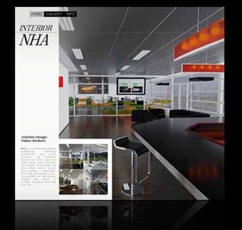 interior design portfolio websites create free interior designer website templates
