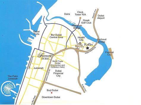 dubai geography map dubai geography map world maps
