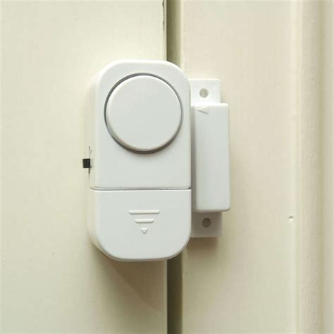 image gallery open window alarm