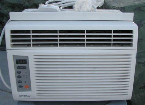 Ac Sharp 320 Watt i a goldstar room air conditioner model gwhd6500r