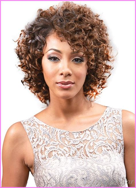 pictures of a spiral hair style short hair spiral curls stylesstar com