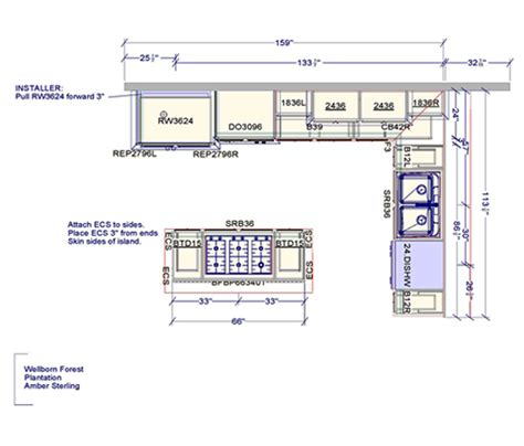 Kitchen Blueprints affordable kitchen plans kitchen design project cost