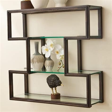 Decorative Wall Bookshelves by Global Views One Up Wall Shelf Traditional Display And
