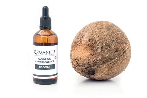 Coconut Detox And Candida by O3organics Ozone Candida Cleanse With Coconut