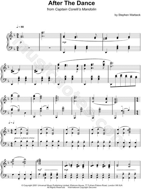 theme music captain corelli s mandolin free mandolin sheet music for beginners stephen foster