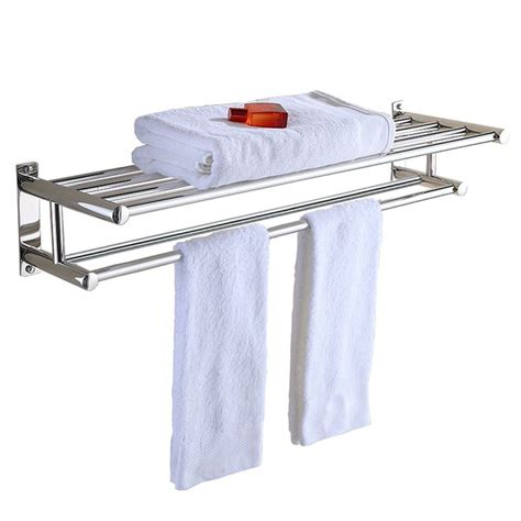 towels holders bathroom hotel towel rack bringing the spa home cool ideas for home