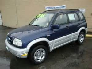 Problems With Suzuki 2000 Suzuki Grand Vitara Problems Manuals And
