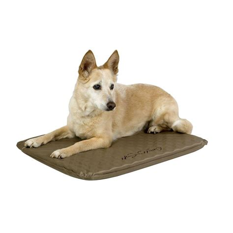 k h dog beds k h pet products lectro soft medium brown outdoor heated