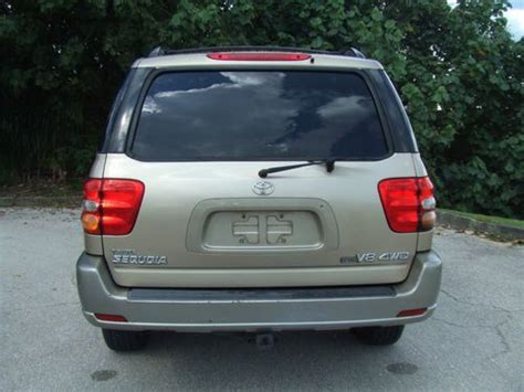 how it works cars 2002 toyota sequoia transmission control buy used 2002 toyota sequoia sr5 4x4 leather loaded