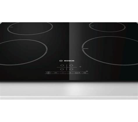 electric induction hob reviews buy bosch pie611b17e electric induction hob black free delivery currys