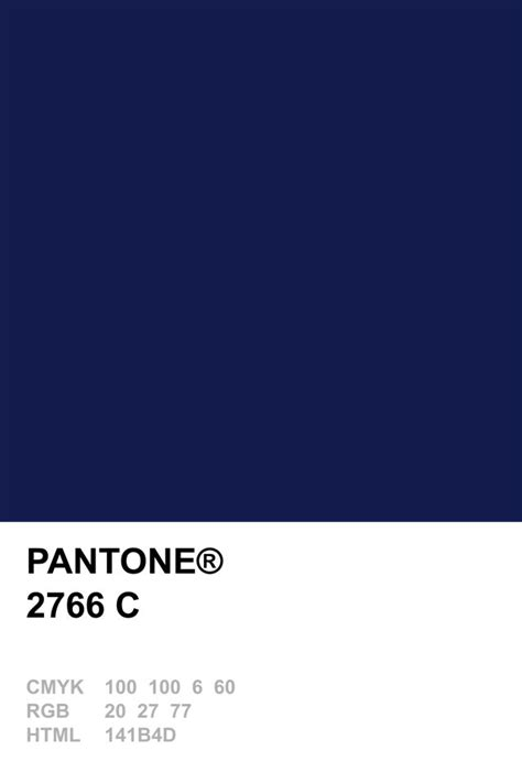 pantone c pantone 2766 c pantone colour recipes pinterest pantone