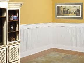 Putting Wainscoting On Walls Walls Installing Wainscoting Panels Design Types Of