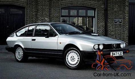 1985 Alfa Romeo Gtv6 by 1985 Alfa Romeo Gtv6