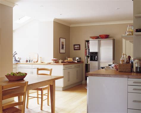 Kitchen Cabinet: Kitchen Cabi And Wall Color Inspirations