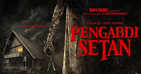 film horor indonesia pengabdi setan 2017 arul s movie review blog pengabdi setan 2017 review