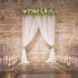Wooden Chandelier Drops 25 Best Ideas About Wedding Ceremony Backdrop On