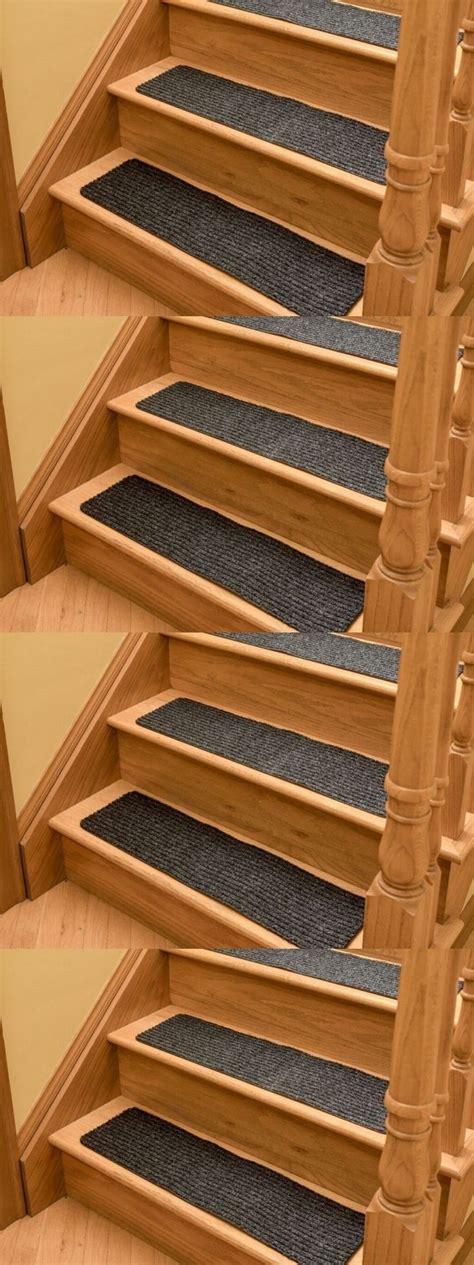 stair tread rugs non slip wood stair treads non slip soloom carpet stair treads non slip set of 13 indoor skid resistant