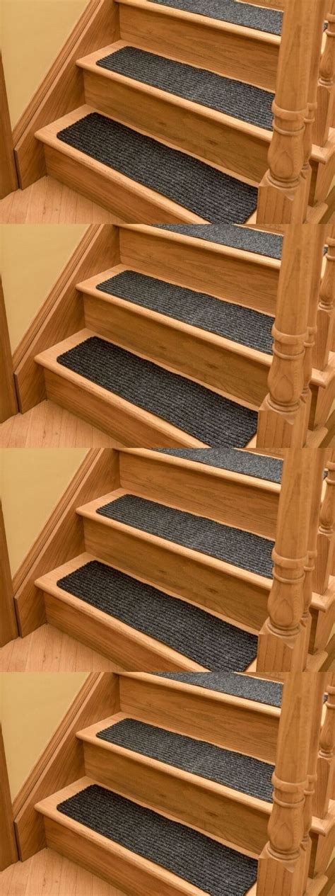non slip stair rugs wood stair treads non slip soloom carpet stair treads non slip set of 13 indoor skid resistant