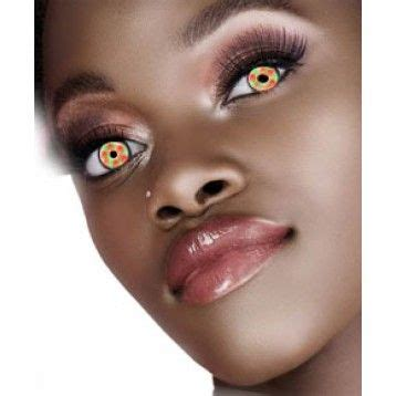 Spooky Trend Colored Contacts by Scary Contact Lenses This Contact Lenses Make Your Your