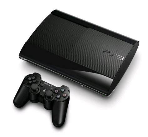 ps3 console 12gb sony playstation 3 cech 4203ax 12gb slimline gaming