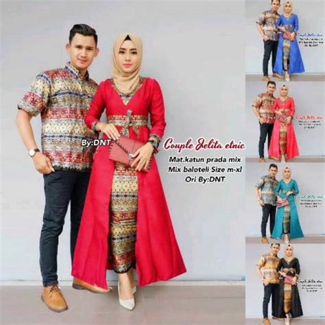 Melina Batik by Termurah Baju Batik Anjela Etnic Melina